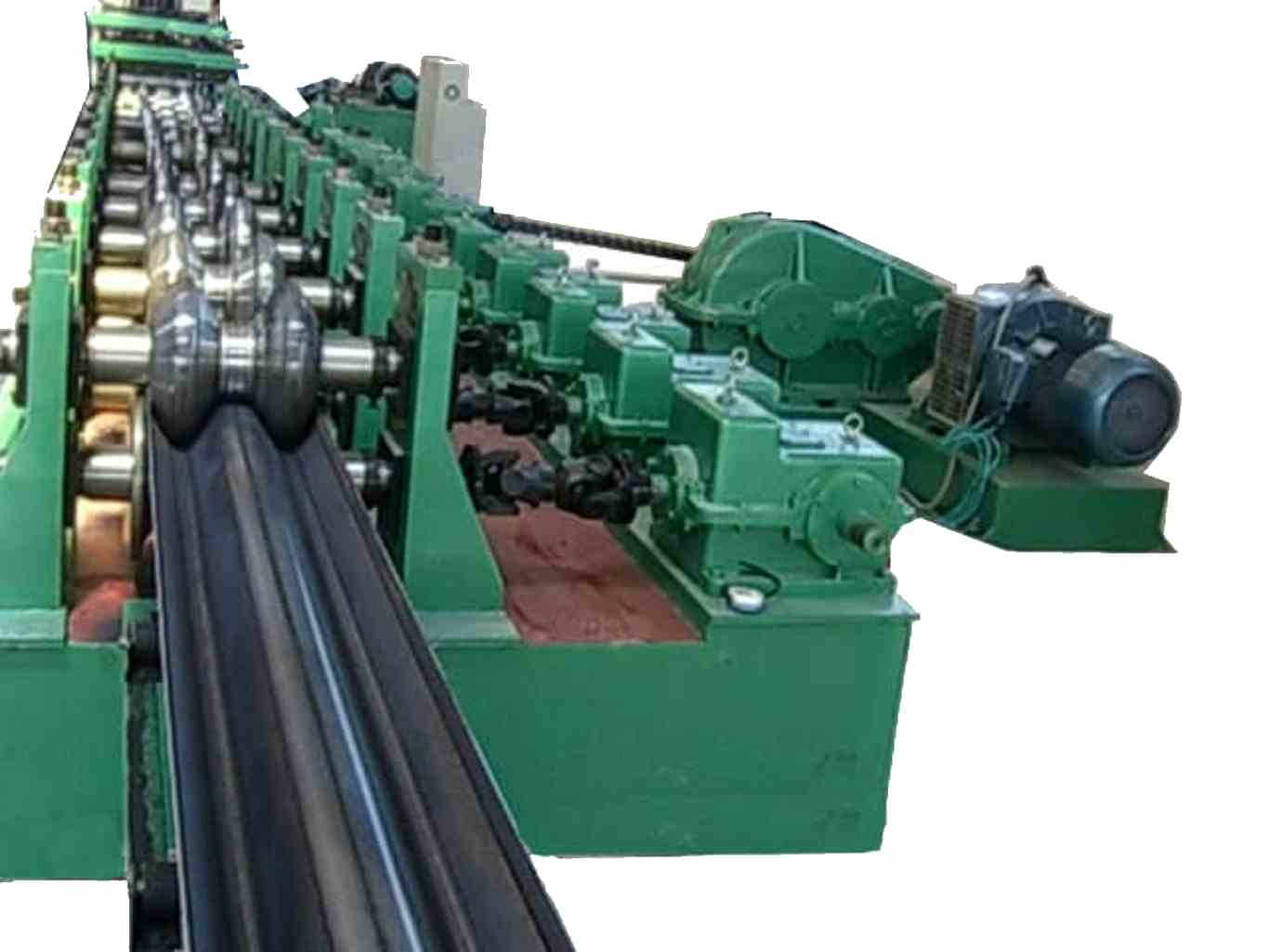 Guardrail Roll Forming Machine in India