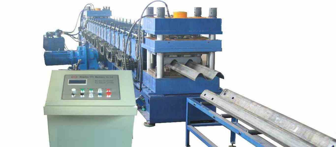 Guardrail Roll Forming Machine Manufacturers In India