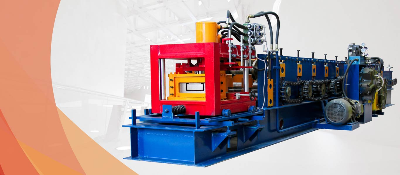 Purlin Roll Forming Machine In India