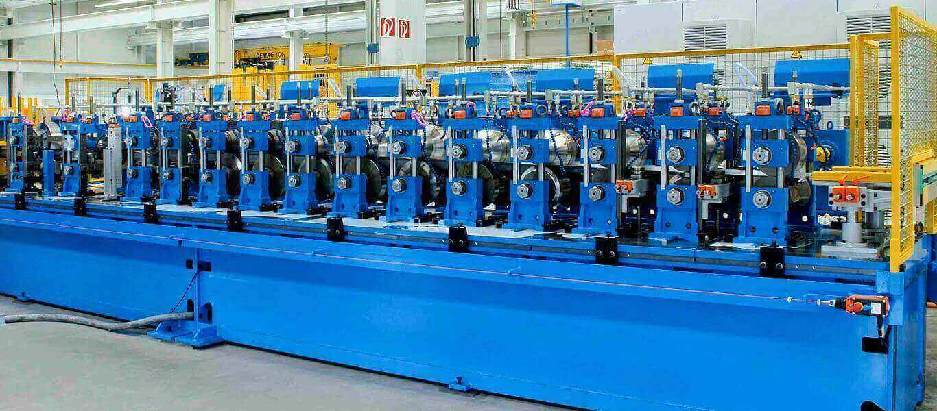 Roll Forming Machine Manufacturers India